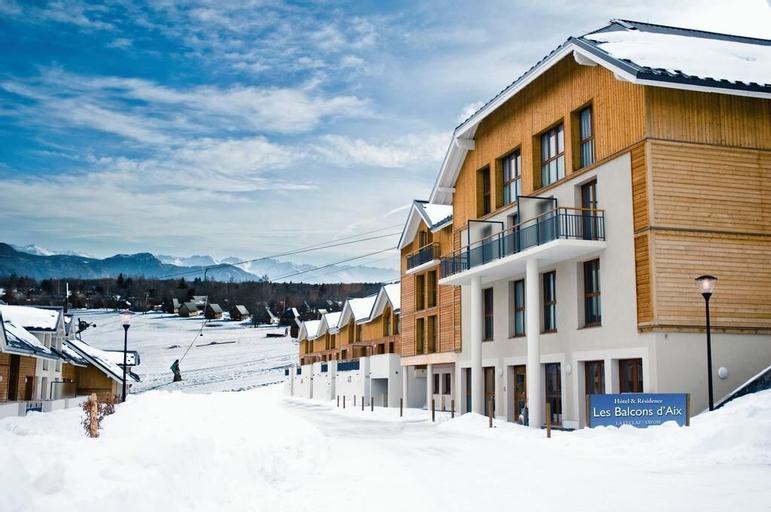 Les Balcons d'Aix, Savoie