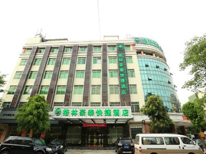 GreenTree Inn Guangdong Airport Huaxi Road Express, Guangzhou