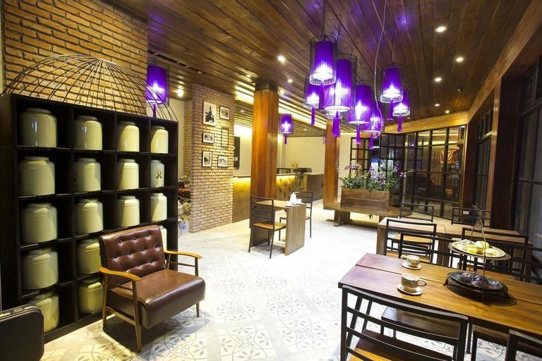 Nakorn de Sukhothai hip hotel, Muang Sukhothai
