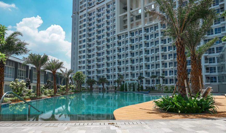 Best View Studio @ Puri Mansion Apartment, West Jakarta