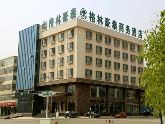 GreenTree Inn Liaoning Dalian Jinzhou Jiefang Square Express Hotel, Dalian