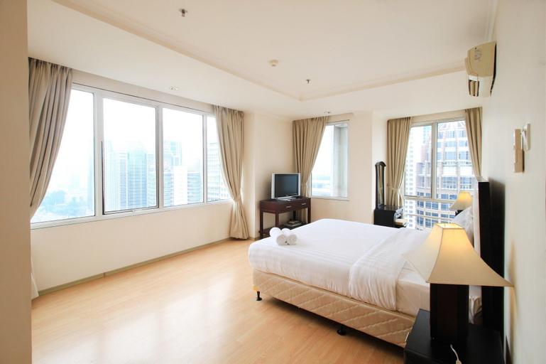 3 Bedroom at FX Sudirman by Travelio, Jakarta Pusat