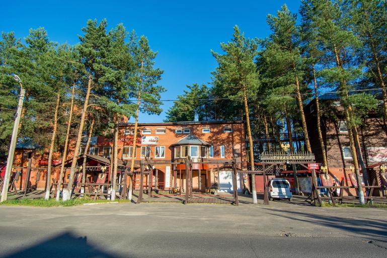 Hotel Rubicon, Vladimir