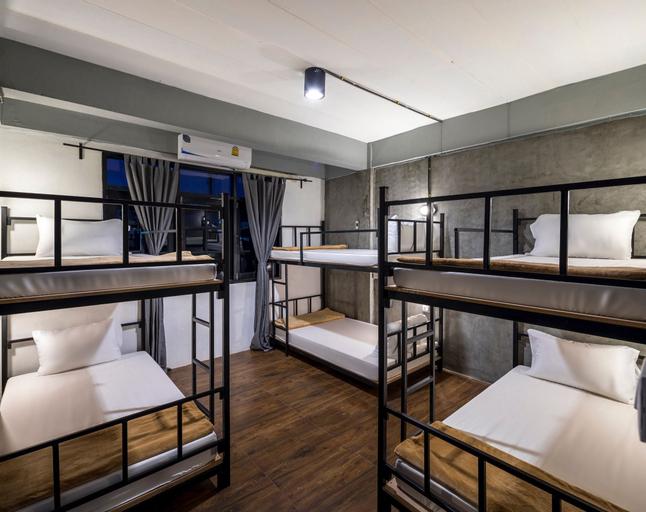 Sleep Well DMK - Hostel, Don Muang