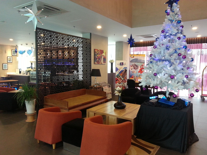 Marina Travellers Suite SKY Karamunsing, Kota Kinabalu