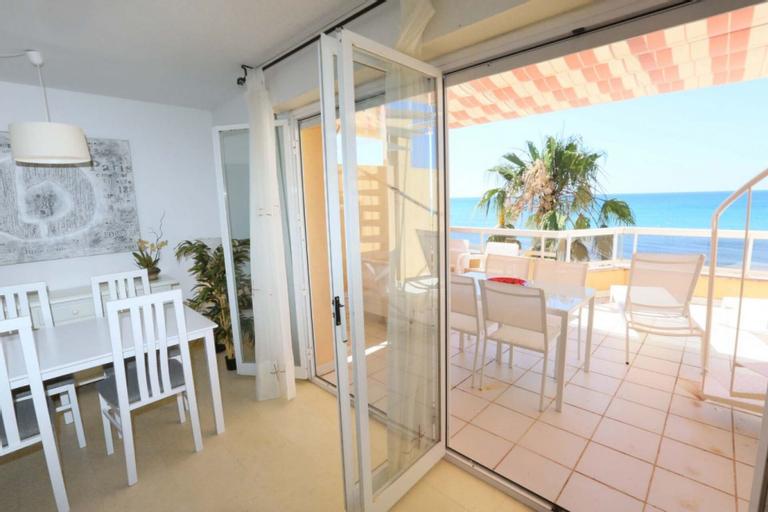 Apartamento Vista a la Playa Para 4 Personas en Cambrils, Tarragona