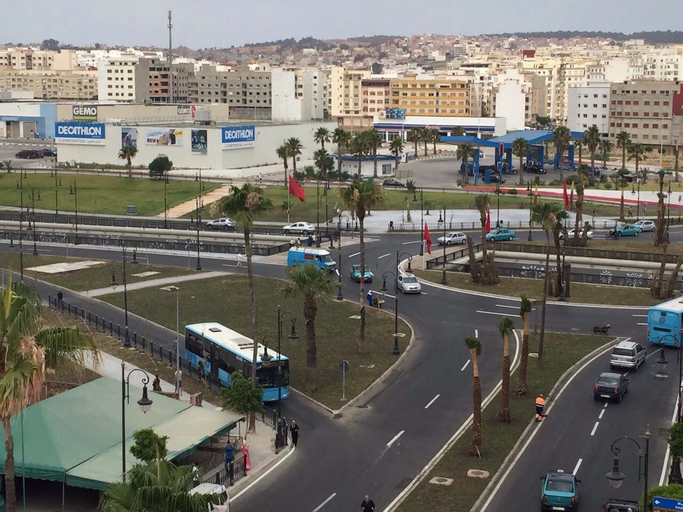 Appart Hôtel Monaco, Fahs Anjra