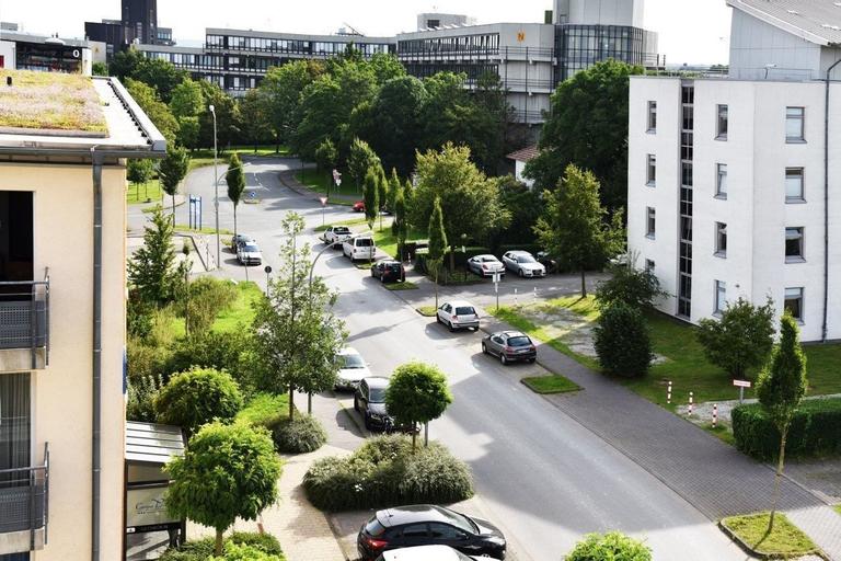 Boardinghouse Campus Lounge, Paderborn