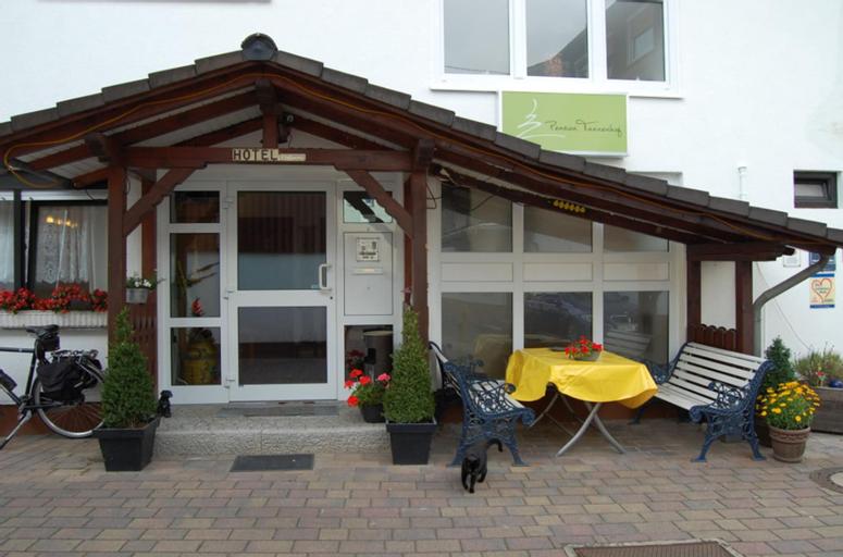 Pension Tannenhof, Wiesbaden