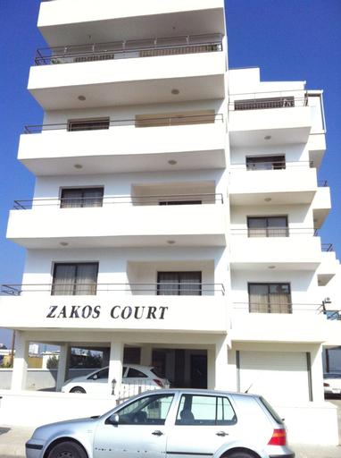 Zakos Court Apartments,