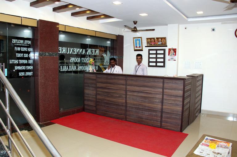 KEK Accommodation Annexure-1, Kancheepuram