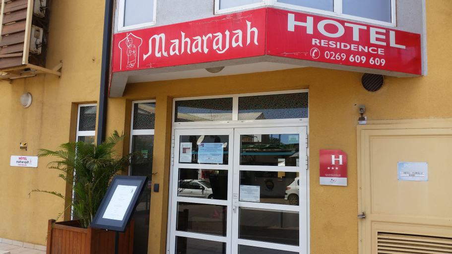 Hotel Résidence Maharajah,