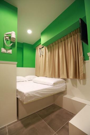 Colorz Hostel, Yau Tsim Mong