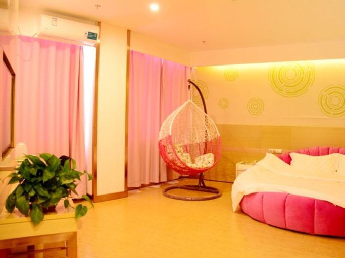 GreenTree Inn Taiyuan Wanbailin District Xike Station Yingxi High Speed Gate Express Hotel, Taiyuan