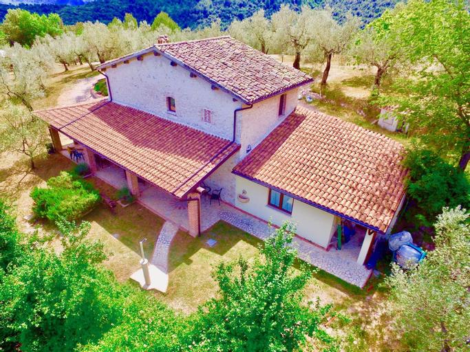 Villa Nocri, Terni