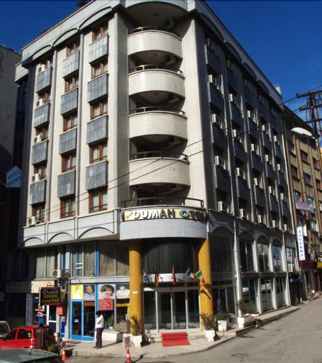 Grand Hotel Duman, Çankaya