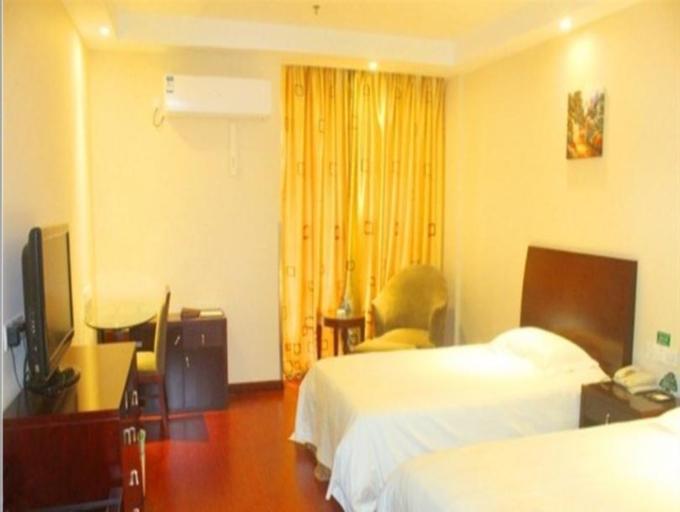 GreenTree Inn Taizhou Jingjiang Ping Road Shanghai Business Hotel, Taizhou