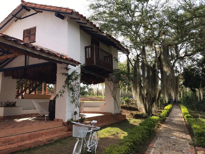 Villa Margarita, Barichara