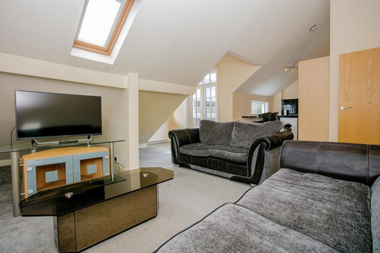 1 Bedroom Flat Sleeps 4 In Hackney, London