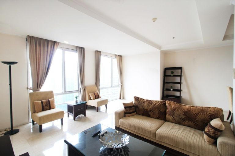 3 Bedroom at FX Sudirman by Travelio, Central Jakarta