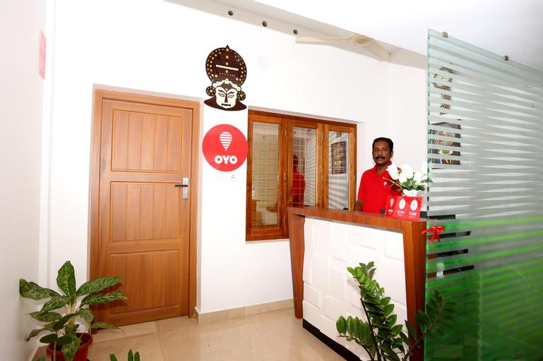 OYO 9651 Hotel Anugraha Inn, Alappuzha