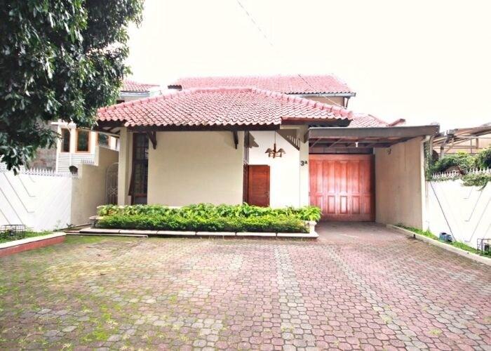 De Kapten Cottage Setiabudi, Bandung