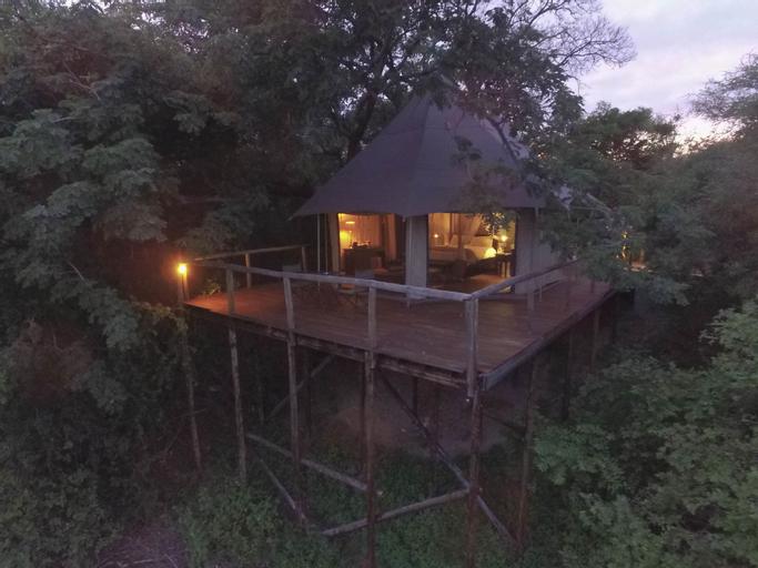 Taranga Safari Lodge, Kapako