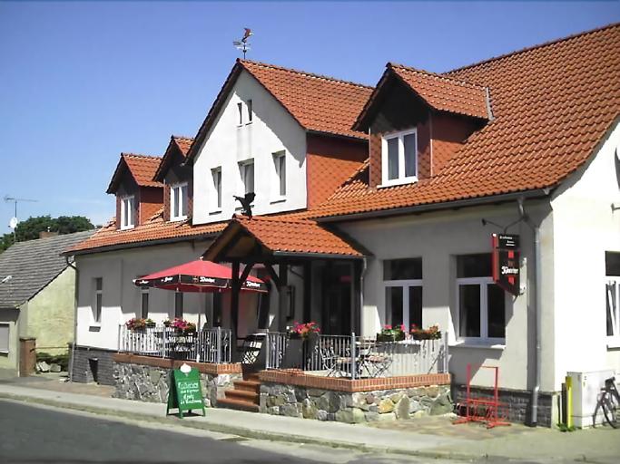 Gasthaus & Pension Zum Schwarzen Adler, Uckermark