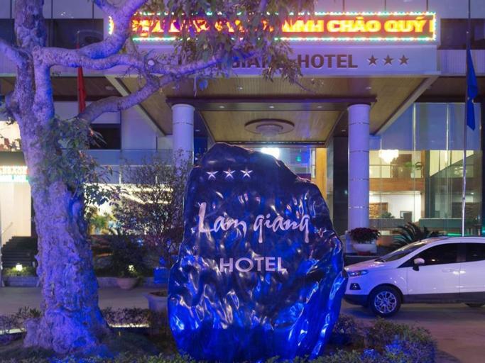 Lam Giang Hotel, Vinh