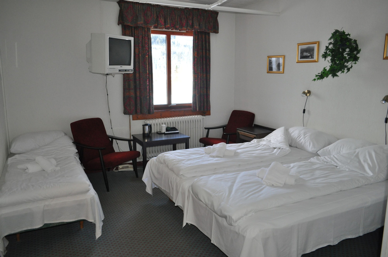 Vinje Turisthotel, Voss