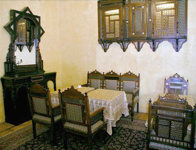 Talisman Hotel, Az-Zahir