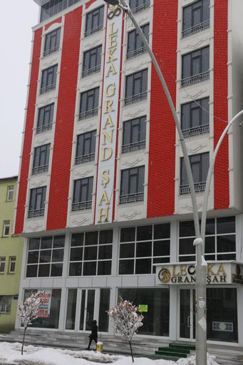 Le-Ka Grand Sah Otel, Merkez
