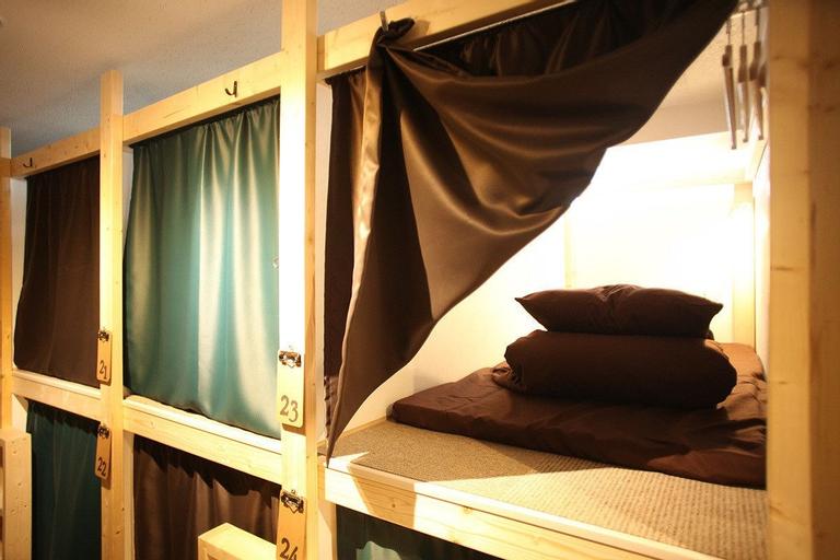 BASE INN TABATA - Hostel, Kita