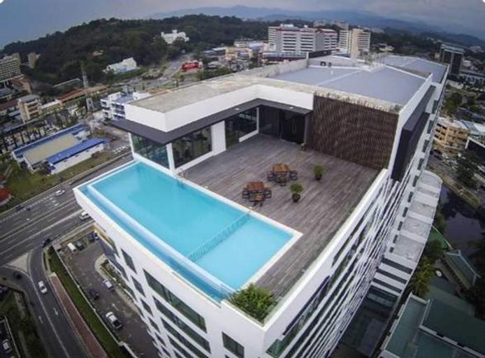 PS04 @ KK Privilege Sky Suite, Kota Kinabalu
