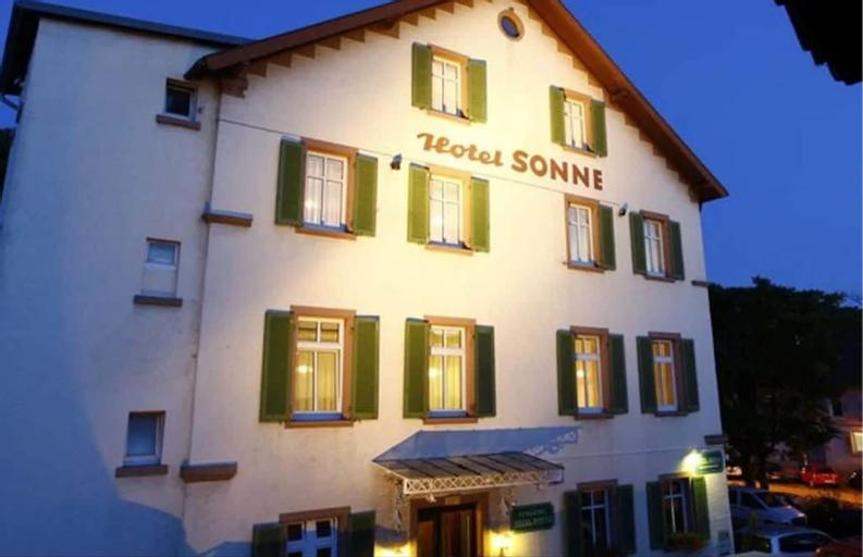 Hotel Sonne, Karlsruhe