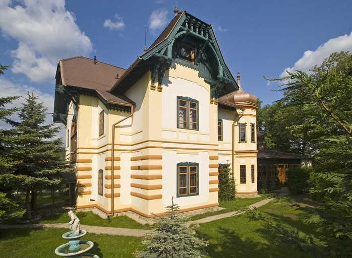Zámok u Grófa, Nitra