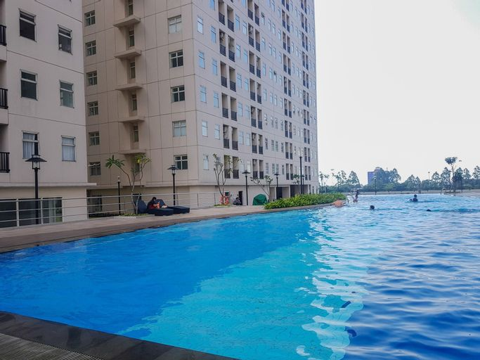 Homey and Comfy 2BR Ayodhya Residence Apartment, Tangerang