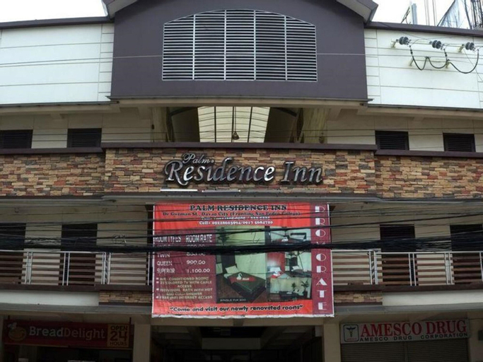 Palm Residence Inn, Davao City