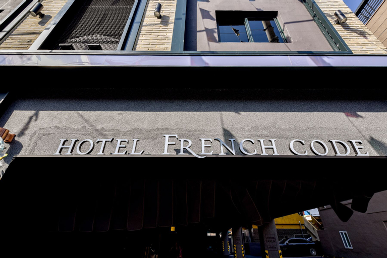French Code Hotel, Jinhae