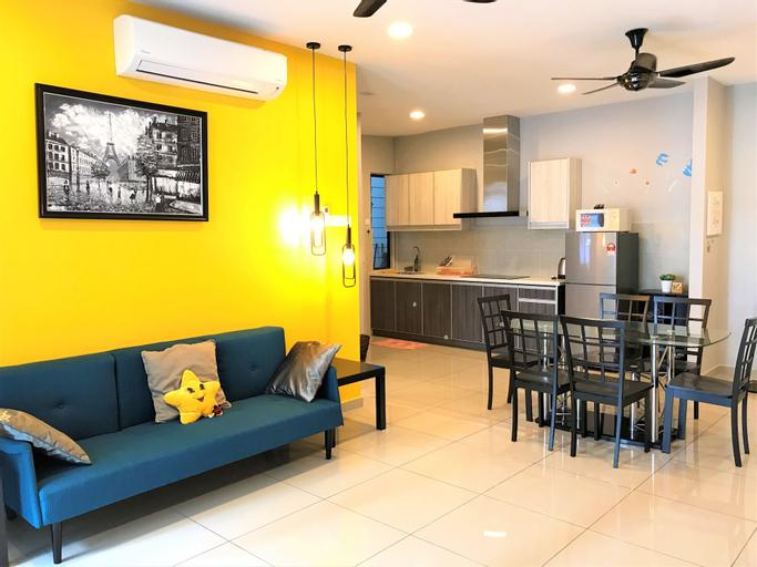 Atlantis Residence by Comfort Stay, Kota Melaka