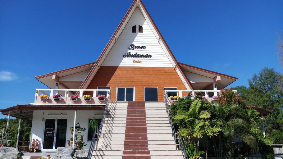 Brown andaman  krabi, Khlong Thom