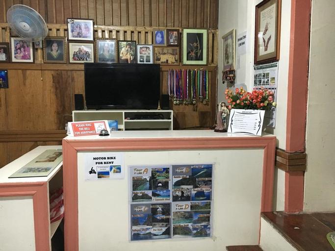 P Gomez Pension, El Nido