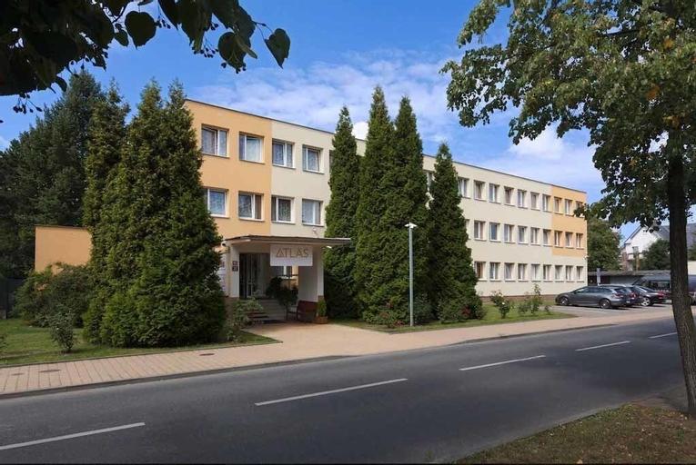 Atlas Hotel Garni, Praha 20