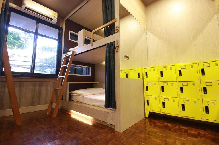 168 Hostel, Pathum Wan