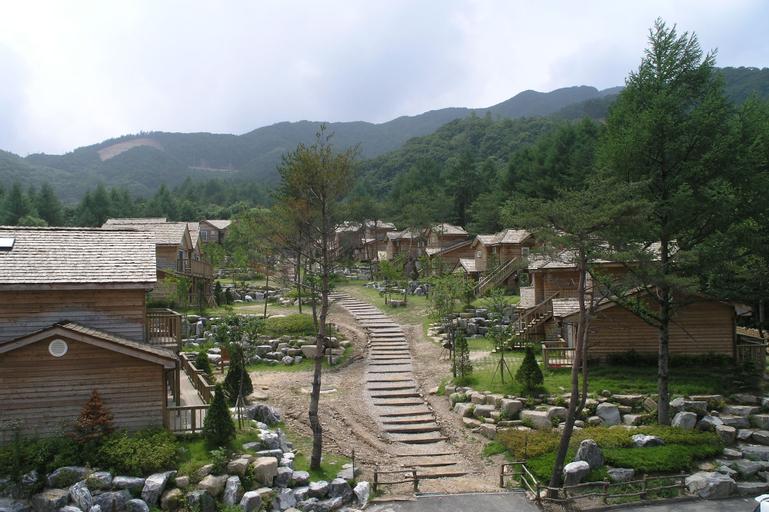 Mayfair Pension, Pyeongchang