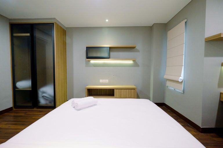 2BR Apartment for 4 Pax at Gallery West Residence, Jakarta Barat
