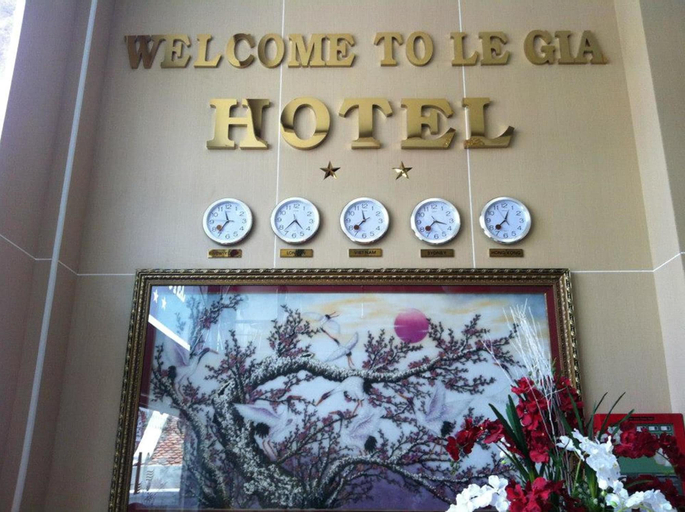 Le Gia Hotel, Quận 3