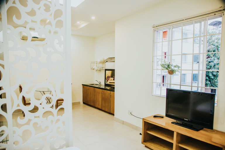 Bamboo House, Quận 3