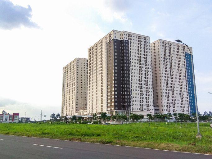 Clean 2BR Apartment at Ayodhya Residence, Tangerang