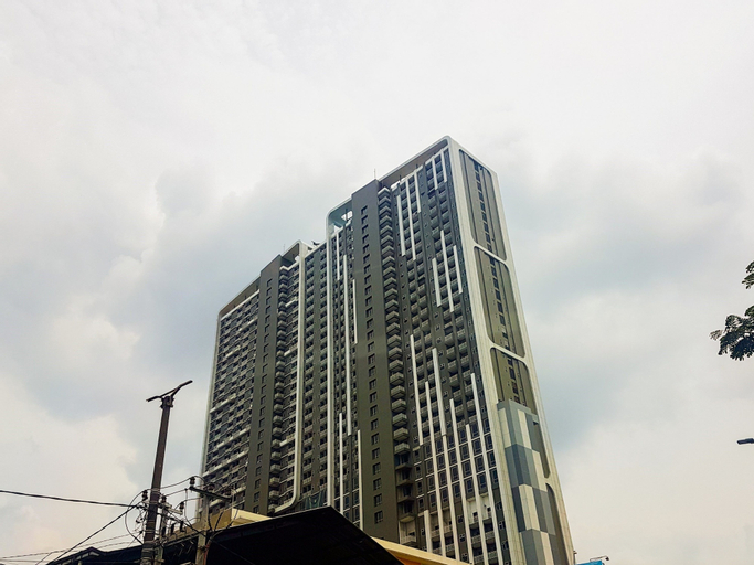 New Studio Apartment at Springwood Residence By Travelio, Tangerang